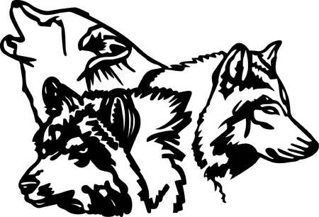 Wolfpack clipart picture royalty free download Wolfpack clipart » Clipart Station picture royalty free download