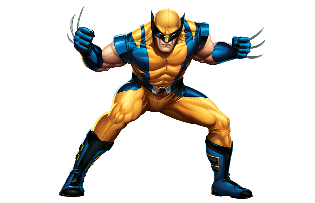 Wolverine clipart free