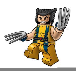 Wolverine clipart free jpg black and white Marvel Wolverine Clipart   Free Images at Clker.com - vector ... jpg black and white