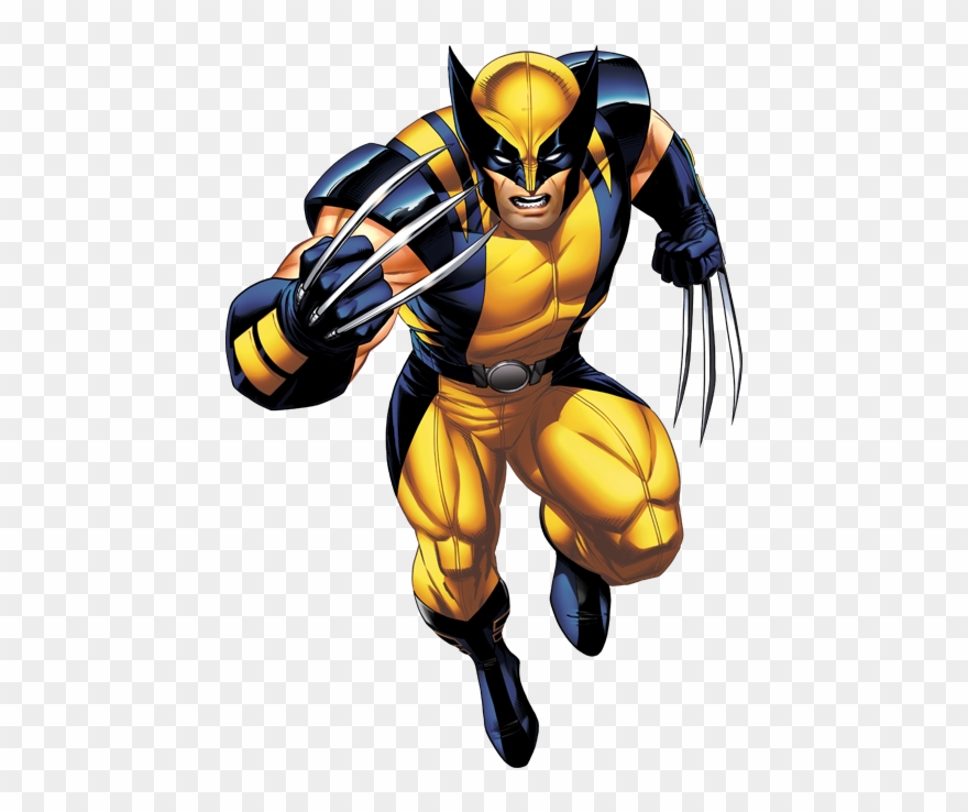Wolverine clipart images banner royalty free stock Wolverine Clipart Suit - Hasbro Marvel Wolverine Titan Hero ... banner royalty free stock