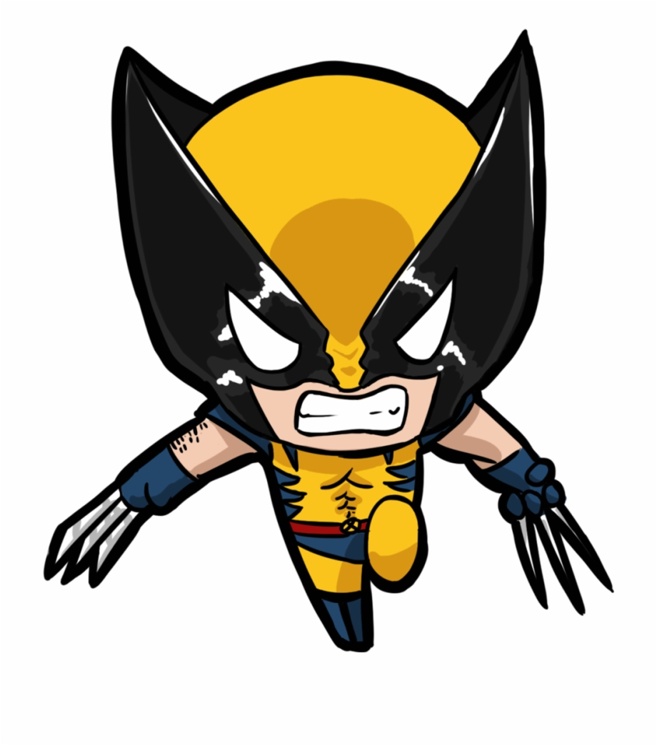 Wolverine clipart images banner stock Wolverine Clipart - Wolverine Chibi, Transparent Png ... banner stock