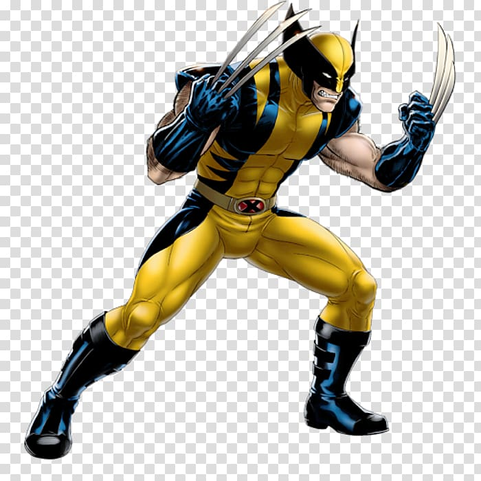 Wolverine marvel clipart black and white library Marvel X-Men Wolverine illustration, Wolverine Marvel Comics ... black and white library