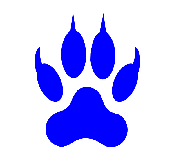Wolverine paw print clipart clipart free Wolverine Paw Print | Free download best Wolverine Paw Print ... clipart free