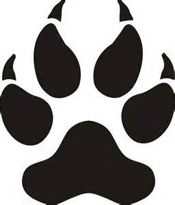 Wolverine paw print clipart svg freeuse Wolverine Clipart - - Yahoo Image Search Results | Wood ... svg freeuse