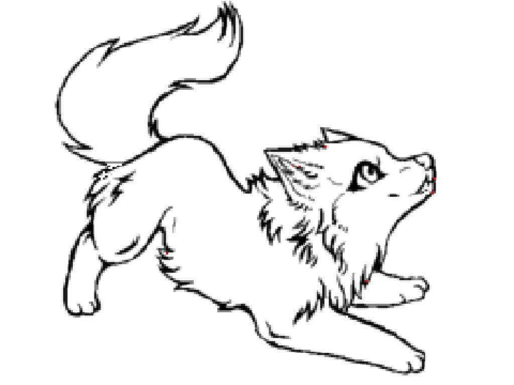 Wolf drawing clipart banner free Wolf Clipart Baby Werewolf Drawings - Clipart1001 - Free ... banner free