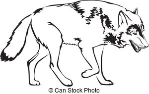 Wolf drawing clipart banner free download Wolf Illustrations and Clipart. 26,091 Wolf royalty free ... banner free download