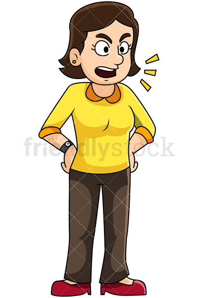 Woman an man yelling clipart png freeuse download Download Free vector screaming and yelling guy clip art 9689 ... png freeuse download