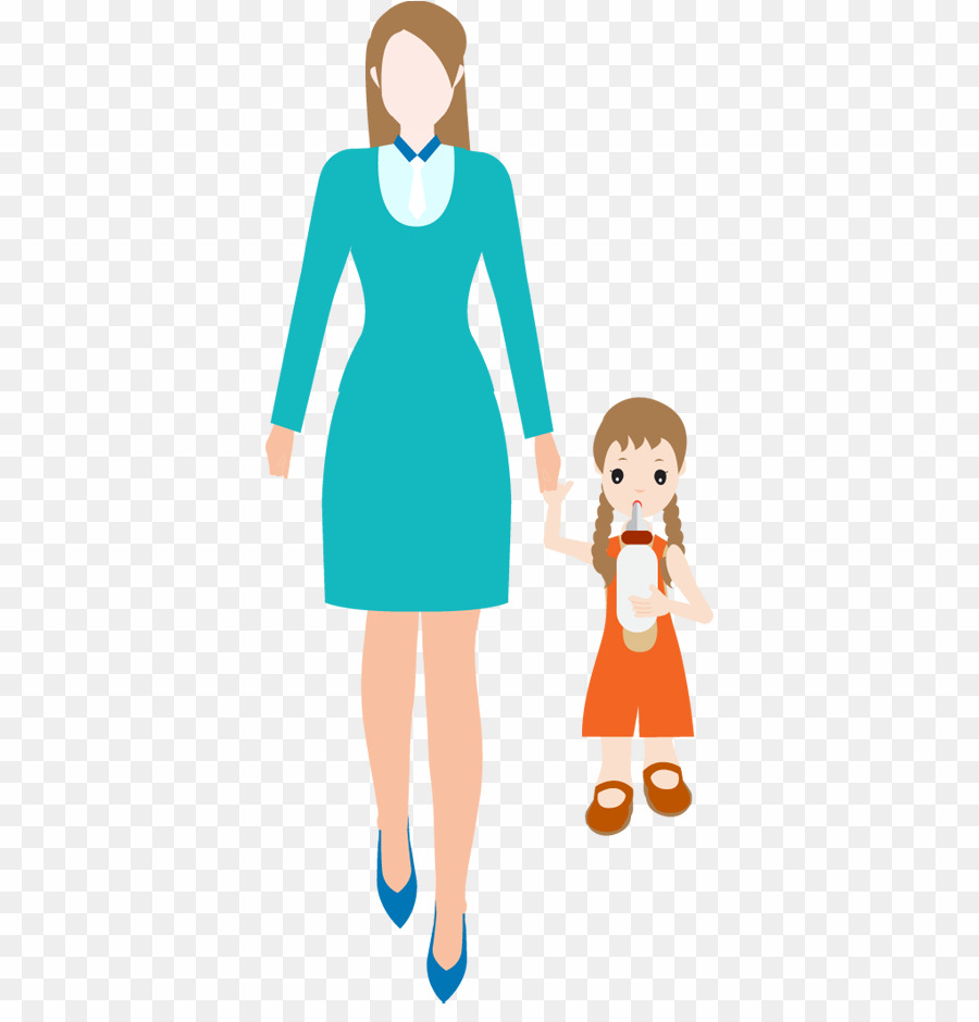 Woman and child clipart png freeuse library Women And Children Cartoon PNG Woman Child Clipart download ... png freeuse library