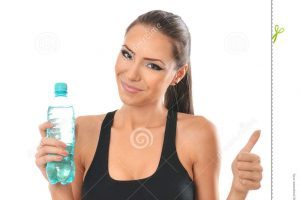 Woman holding water bottle clipart freeuse Woman holding water bottle clipart 8 » Clipart Portal freeuse
