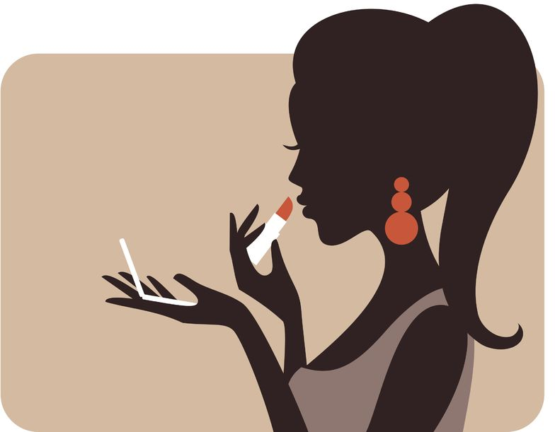 Woman applying lipstick clipart image download 8 Lipsticks Perfect for Morena Skin - 8List.ph image download