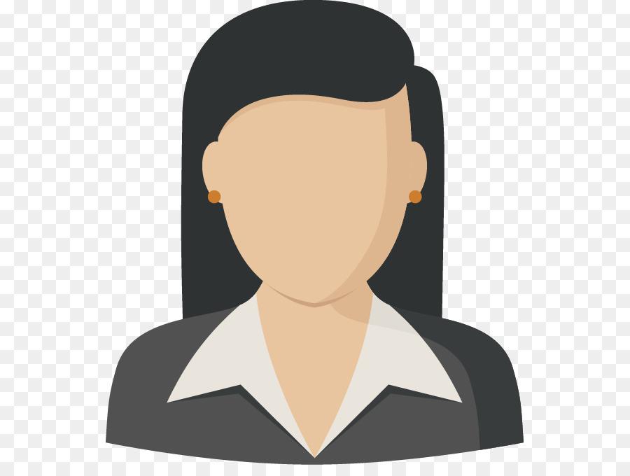 Woman avatar clipart vector free library Woman Hair clipart - Avatar, Woman, Face, transparent clip art vector free library