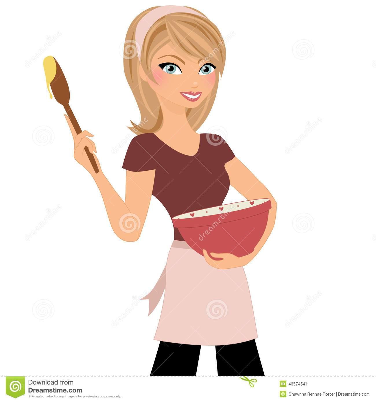 Woman baker clipart jpg royalty free Woman baker clipart 8 » Clipart Portal jpg royalty free