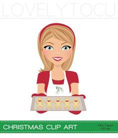 Woman baker clipart transparent stock Free Woman Baker Cliparts, Download Free Clip Art, Free Clip ... transparent stock