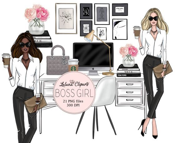Woman boss clipart vector free library Girl boss clipart 2 » Clipart Portal vector free library