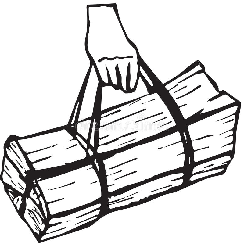 Woman carrying wood clipart clip art transparent download Firewood clipart black and white - 57 transparent clip arts ... clip art transparent download