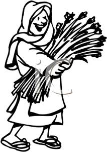 Woman carrying wood clipart graphic library stock Grains Clipart | Free download best Grains Clipart on ... graphic library stock
