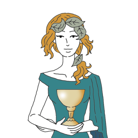 Woman chalice clipart vector freeuse download Chalice Dream Dictionary: Interpret Now! - Auntyflo.com vector freeuse download