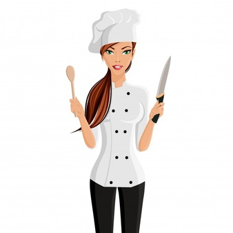 African american chef girl clipart picture royalty free download Woman Chef Vectors, Photos and PSD files | Free Download picture royalty free download