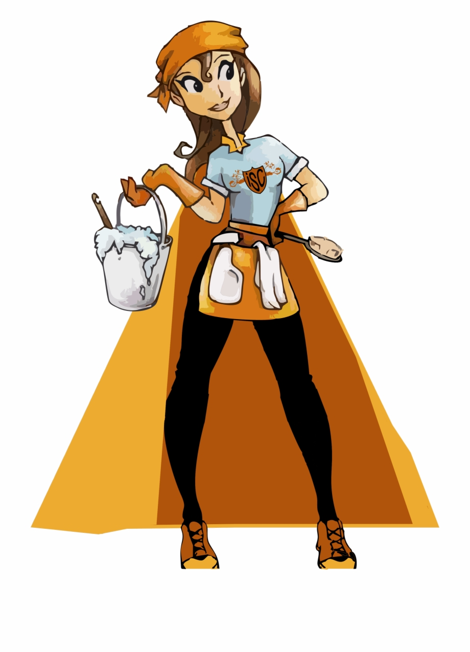 Woman cleaning clipart transparent background jpg stock Cleaning Lady Clipart   Transparent PNG Download #447472 ... jpg stock