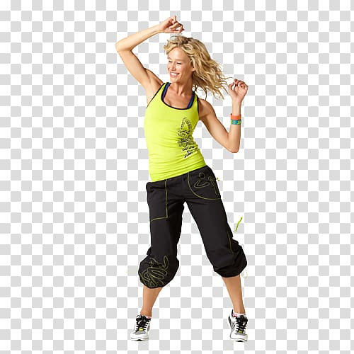 Woman clipart gym clothes vector free stock Woman in green tank top, Physical fitness Zumba Sportrade ... vector free stock
