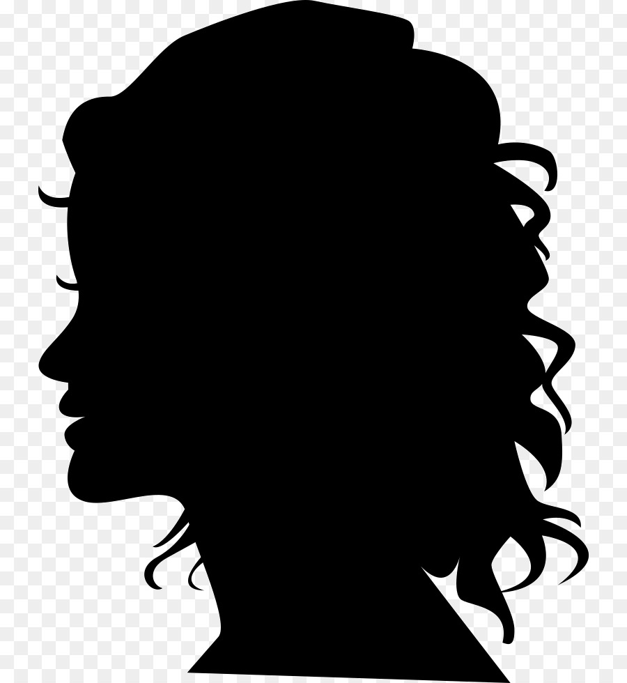 Woman side face clipart clip freeuse library Woman Face clipart - Woman, Silhouette, Face, transparent ... clip freeuse library
