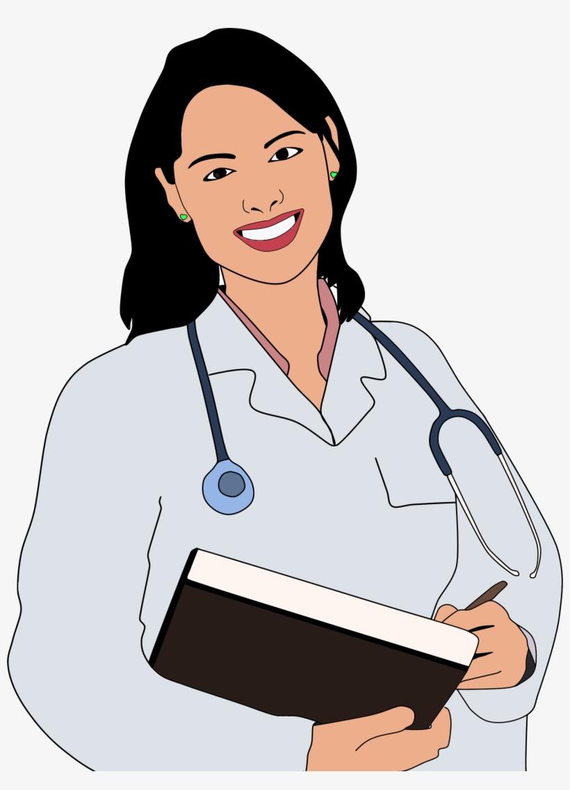 Leerobso: Doctor Clipart Easy (820 x 1136 Pixel)
