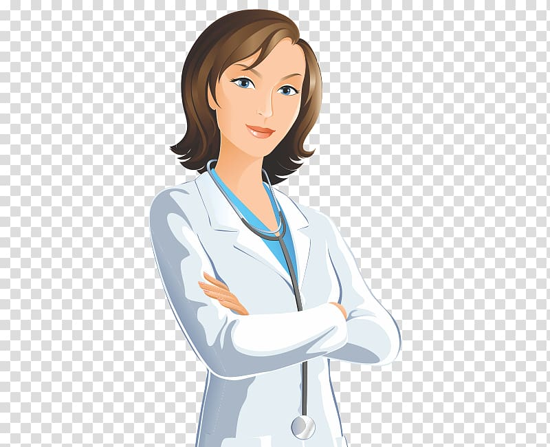 Woman doctor clipart png clipart transparent download Physician Female Medicine , Doctor transparent background ... clipart transparent download