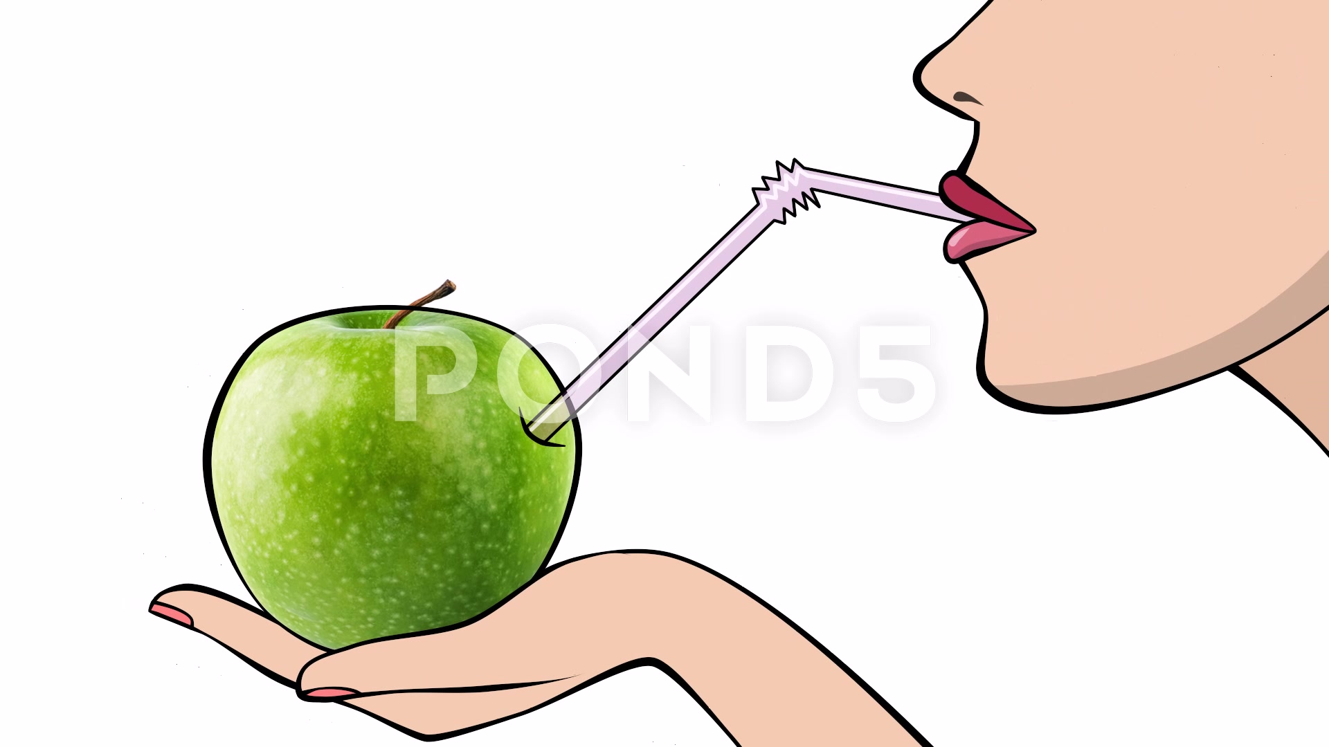 Woman drinking juice clipart clip art royalty free library HD clip art royalty free library