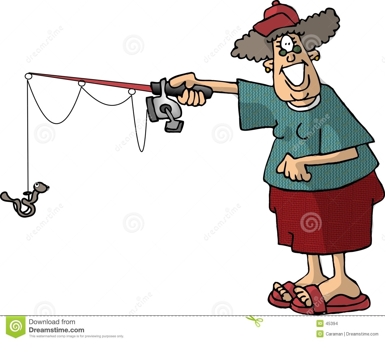 Woman fishing image clipart graphic royalty free download Woman fishing clipart 5 » Clipart Portal graphic royalty free download