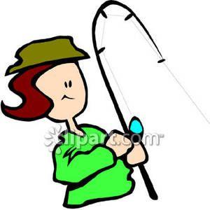 Woman fishing image clipart clipart transparent women fishing clip art | Woman Holding a Fishing Pole ... clipart transparent