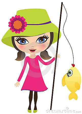 Woman fishing image clipart svg black and white library woman%20fishing%20clipart | IDEAS | Fish clipart, Fishing ... svg black and white library
