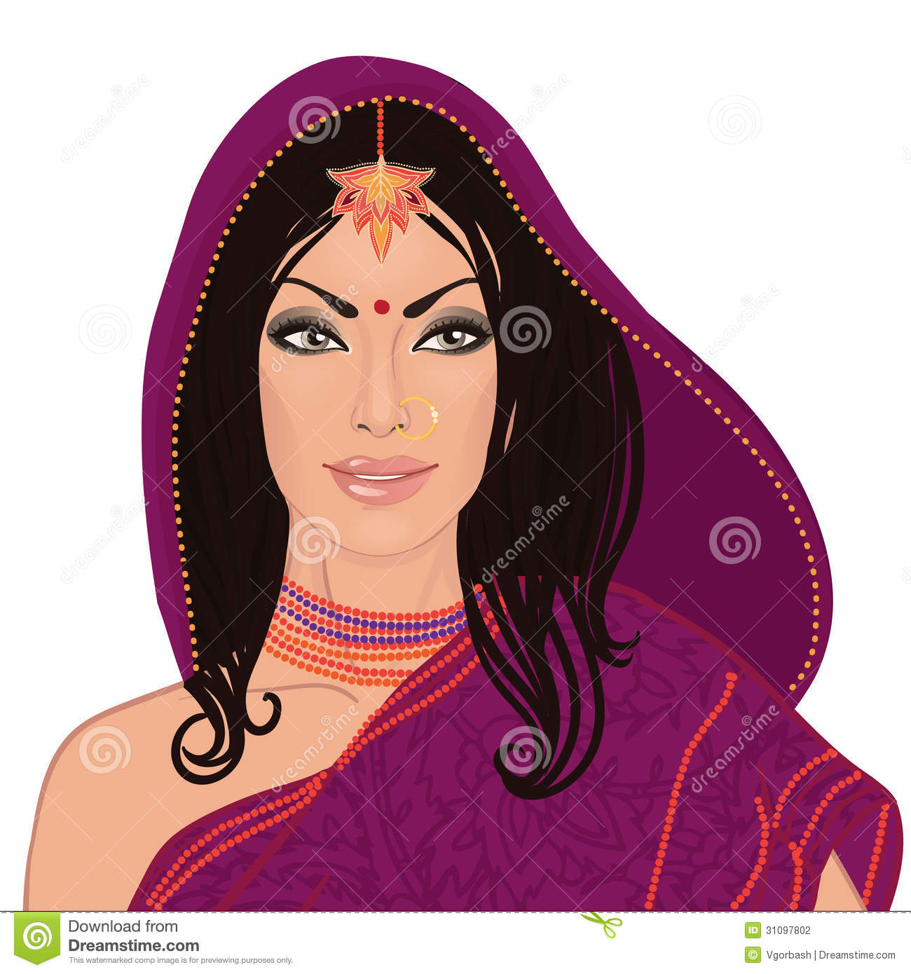 Woman from india clipart jpg royalty free Woman from india clipart - ClipartFest jpg royalty free