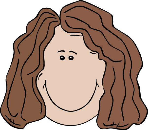 Woman head clipart png clipart royalty free Woman Face PNG, SVG Clip art for Web - Download Clip Art ... clipart royalty free