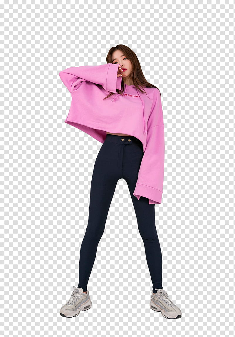 Woman in leggings clipart jpg free library SEO SUNG KYUNG, women wearing black leggings transparent ... jpg free library