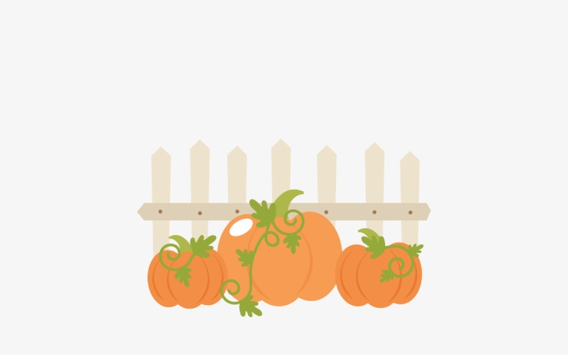 Woman in pumpkin patch clipart image stock Pumpkins With Fence Svg - Cute Pumpkin Patch Clipart - Free ... image stock