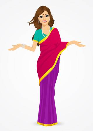 Woman in saree clipart png download Woman in saree clipart » Clipart Station png download