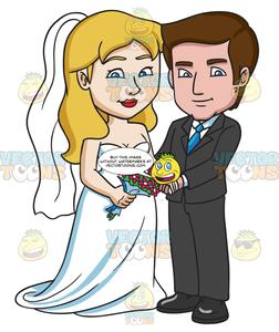 Woman married clipart clipart library download A Lovely Looking Married Couple clipart library download