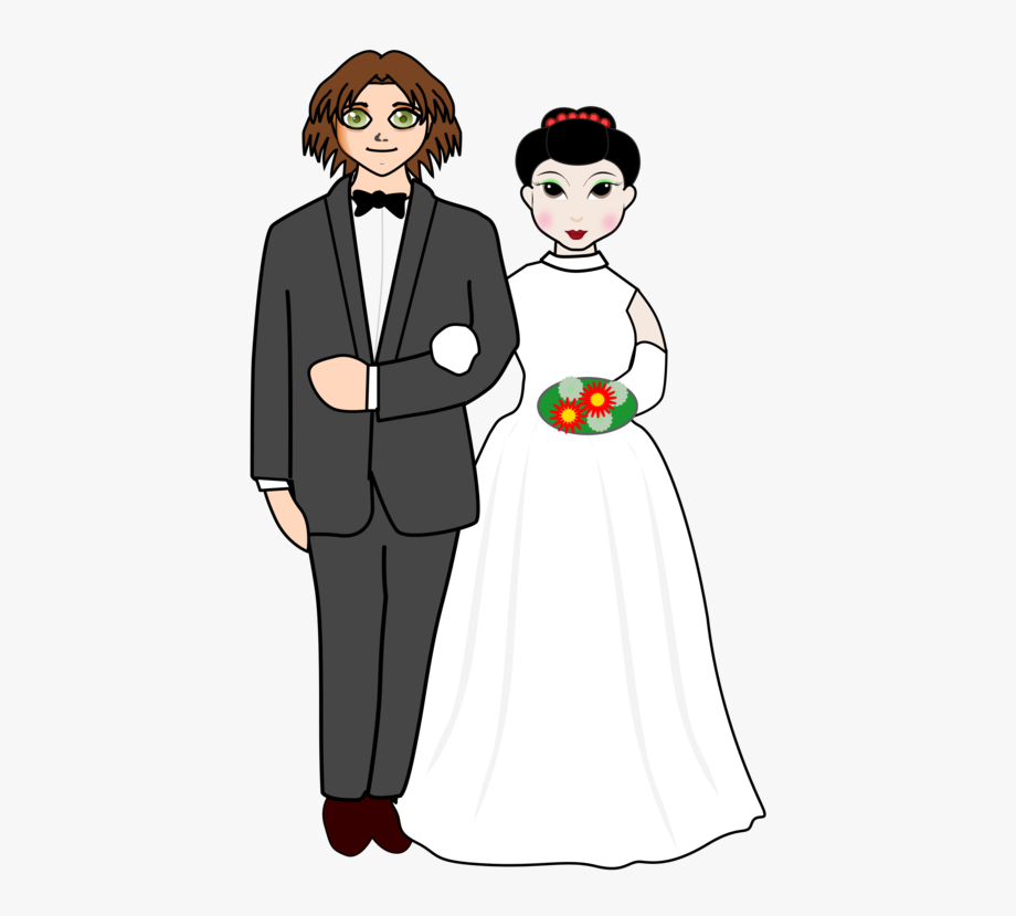 Woman married clipart clipart download Bride Clipart Married Woman - Husband And Wife Clipart ... clipart download