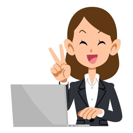 Woman office worker clipart free stock Office Work Clipart | Free Download Best O #509468 ... free stock
