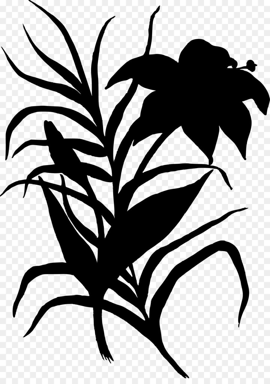 Woman pampose clipart png vector transparent download Zeichnung Blume Silhouette Clip art - Blumen und Vogel png ... vector transparent download