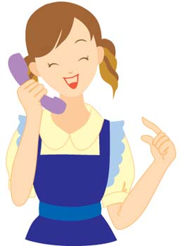 Woman phone clipart banner freeuse Free Girl Phone Cliparts, Download Free Clip Art, Free Clip ... banner freeuse