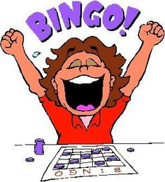 Woman playing bingo clipart graphic freeuse 50+ Bingo Clipart | ClipartLook graphic freeuse
