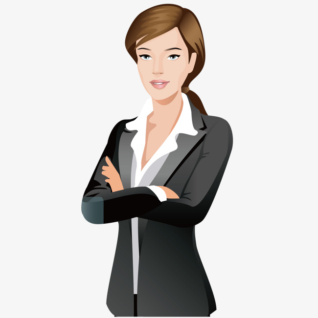 Woman president clipart image library download Business Woman Png, Vectors, PSD, And Clip #306553 ... image library download
