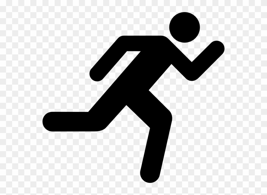 Woman running away clipart free download Runner Clipart - Girl Running Away Clipart - Png Download ... free download