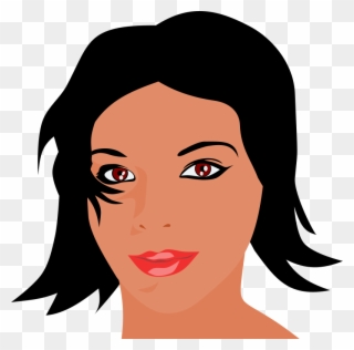 Woman s face clipart clip royalty free stock Clipart Woman Face - Woman Face Clipart - Png Download ... clip royalty free stock