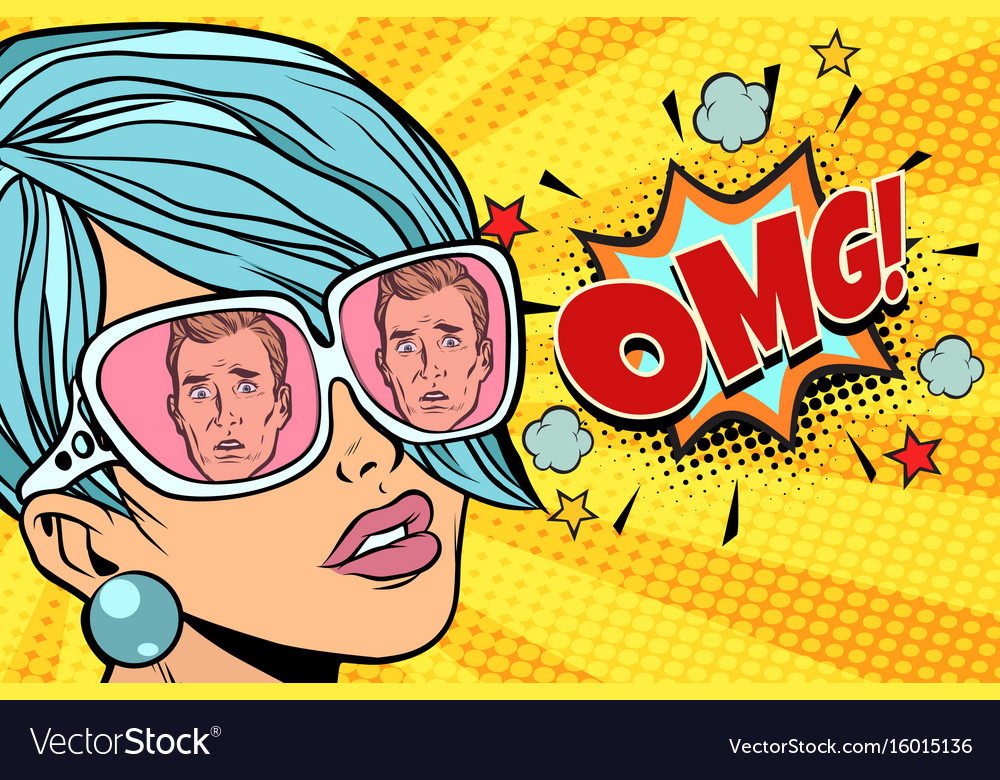 Woman s reflection in water clipart picture library Omg beautiful woman the reflection of men in picture library