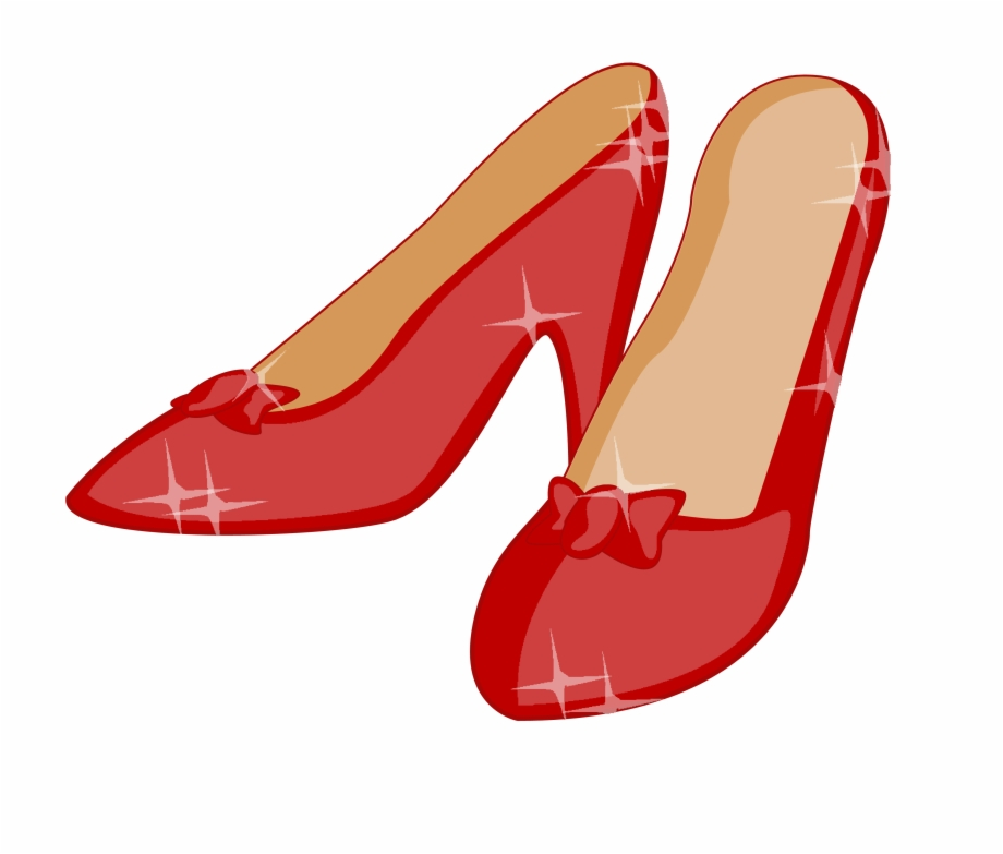 Womens shoes images clipart png library stock Shoes Clipart - Scarecrow Shoes From The Wizard Of Oz Free ... png library stock