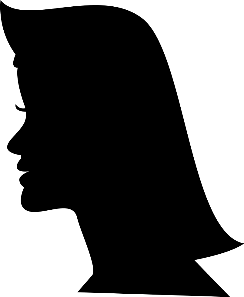Woman side view face clipart royalty free library Side view woman clipart images gallery for free download ... royalty free library