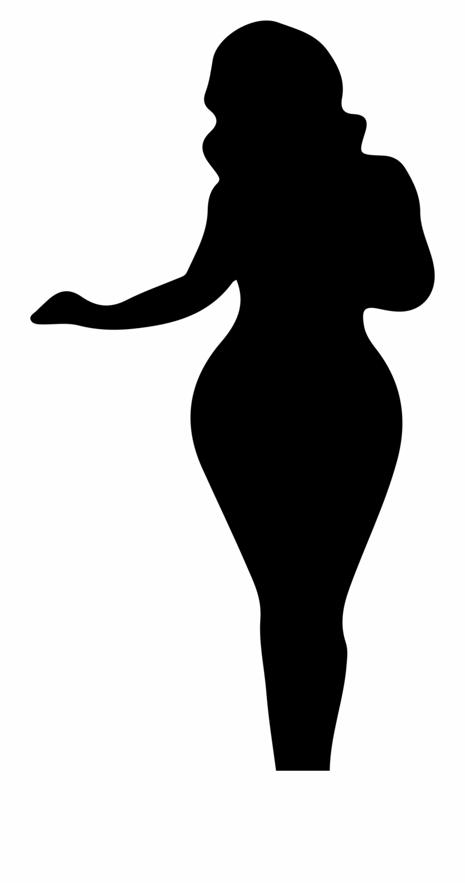 Woman silhouette images clipart png Clipart - Black Woman Silhouette Clipart Free PNG Images ... png