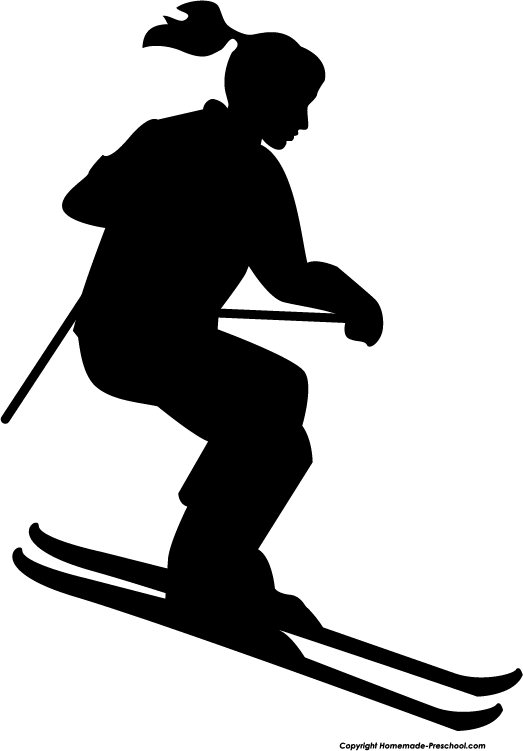 Woman skiing clipart image freeuse stock Free Girl Skier Cliparts, Download Free Clip Art, Free Clip ... image freeuse stock
